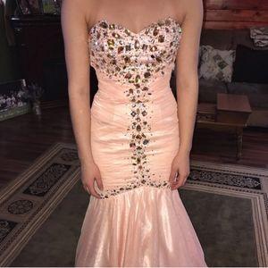 Beyond by Jovani Mermaid Dress, Formal, Prom